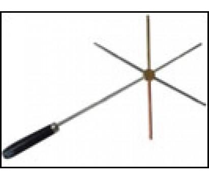 Conductivity rods