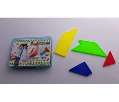 4 pieces tangram