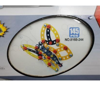 butterfly assembly toy