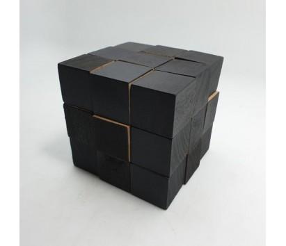 black cube 3x3x3