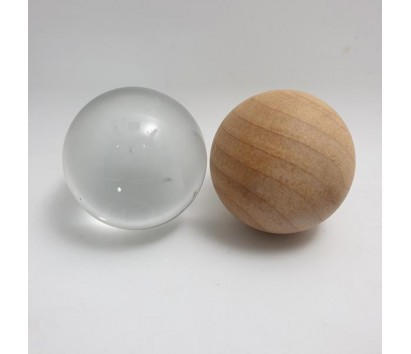 40 mm density ball set of 2