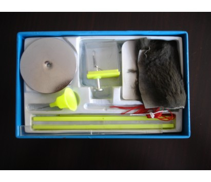 Static electricity experiment set
