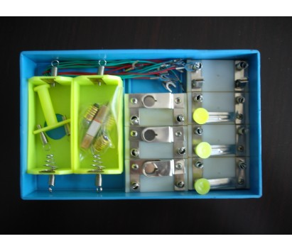 Electricity experiment set