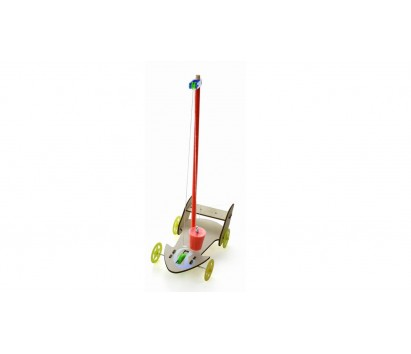 DIY energy cart