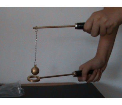 Ball and ring solid expansion set
