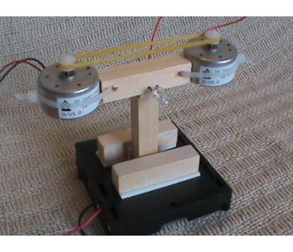 DIY energy converter