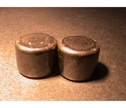 Cylinder pair magnets
