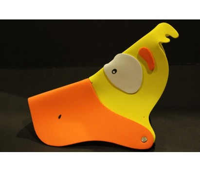 Animal hat - duck 2